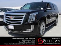 My! My! My! What a deal! Navigation! This 2016 Escalade
