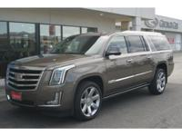 One Owner, Clean Carfax Escalade Premium Luxury All