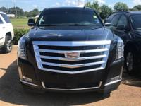 Options:  2016 Cadillac Escalade Esv Premium
