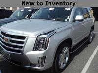 Escalade... Luxury... 4WD... 6.2 V8... 8-Speed