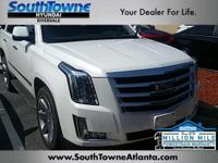 4X4! Yeah baby! Creampuff! This beautiful 2016 Cadillac