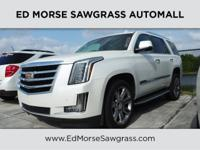 CARFAX 1-Owner, Cadillac Certified. Navigation,