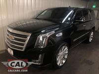 Options:  2016 Cadillac Escalade 4Wd 4Dr