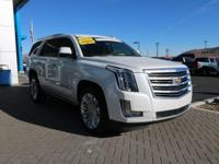 2016 Cadillac Escalade Platinum Edition 8-Speed