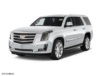 We are excited to offer this 2016 Cadillac Escalade.