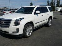 Options:  2016 Cadillac Escalade Platinum 4Wd 6-Speed