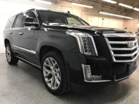 Options:  2016 Cadillac Escalade Premium|Black|Priced