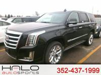 2016 CADILLAC ESCALADE PREMIUM PACKAGE WITH ONLY 4150
