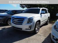 Ed Morse Sawgrass Auto Mall has a wide selection of