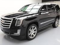 This awesome 2016 Cadillac Escalade 4x4 comes loaded