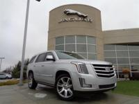 Excellent condition 1-owner trade-in 2016 Cadillac