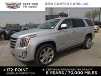 Ron Carter 5-Star Promise:  We Deliver Cadillac Test