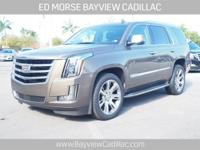 CARFAX One-Owner. Cadillac Certified, One Owner, Carfax