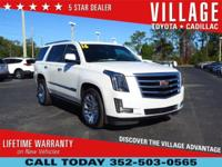Super Clean!!! CADILLAC CERTIFIED*6 YR/70K WARRANTY*BUY