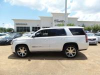 Options:  2016 Cadillac Escalade Premium