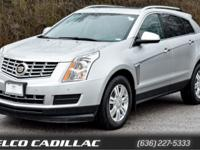 ***Cadillac Certified** which includes a 6