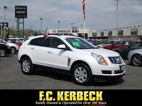 PREMIUM & KEY FEATURES ON THIS 2016 Cadillac SRX