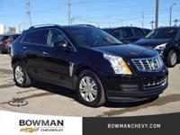 2016 SRX Luxury Clean CARFAX One Owner **CUE