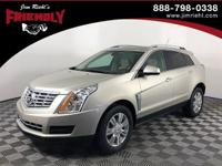 Recent Arrival! NAVIGATION, SRX Luxury, FWD, Silver