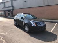 CARFAX One-Owner. Clean CARFAX. Black Luxury AWD