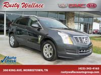 Graphite Metallic 2016 Cadillac SRX Luxury AWD 6-Speed