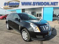 Options:  2016 Cadillac Srx Luxury Collection|Awd