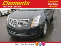 Options:  2016 Cadillac Srx Luxury|Certified