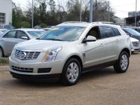 Options:  2016 Cadillac Srx Luxury Collection|Silver