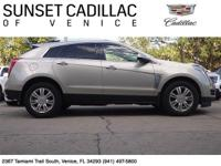 Just Traded! 2016 Certified Cadillac SRX. Under 25k