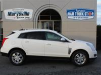 This Cadillac SRX ONE-OWNER CARFAX Loaded WIth All The