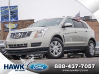 Silver Recent Arrival! 2016 Cadillac SRX Luxury FWD