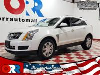 2016 Cadillac SRX Luxury White   Reviews:    * Abundant