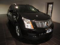 Options:  2016 Cadillac Srx Luxury|Black|Clean Carfax.