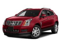 Options:  2016 Cadillac Srx Luxury Collection|Red/|V6