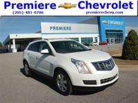 Options:  2016 Cadillac Srx|White/|V6 3.6L