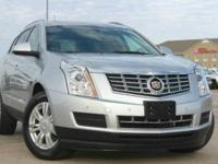 This 2016 Cadillac SRX Luxury Collection is proudly