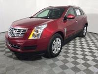 New Price! Certified. This 2016 Cadillac SRX in Crystal
