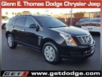 *Come take a look at this loaded Cadillac SRX! This
