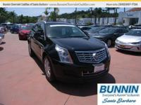 Options:  2016 Cadillac Srx Luxury Collection|Black|You