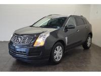 Treat yourself to this 2016 Cadillac SRX Luxury