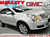 This 2016 Cadillac SRX Luxury Collection is offered to