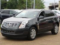 Options:  2016 Cadillac Srx Luxury Collection|Graphite