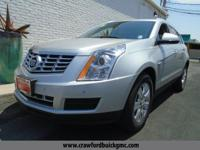 Look at this 2016 Cadillac SRX Luxury Collection. Its