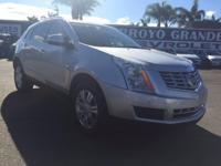 Options:  2016 Cadillac Srx Fwd 4Dr Luxury Collection
