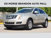 This outstanding example of a 2016 Cadillac SRX Luxury