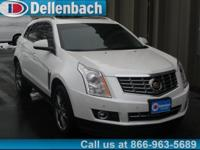 Introducing the 2016 CADILLAC SRX! Distinctive design