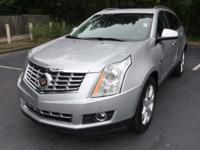 This used 2016 Cadillac SRX Performance Collection is