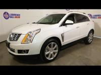 2016 Cadillac SRX Performance CARFAX One-Owner. Voted
