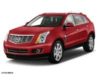 Options:  2016 Cadillac Srx Performance Collection|Not
