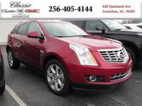 Options:  2016 Cadillac Srx Performance